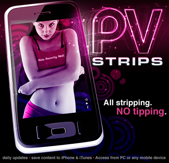 FREE Strippers for Mobile Devices
